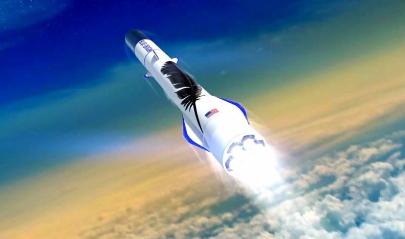 Ракета New Glenn: носитель, который может сокрушить Илона Маска
