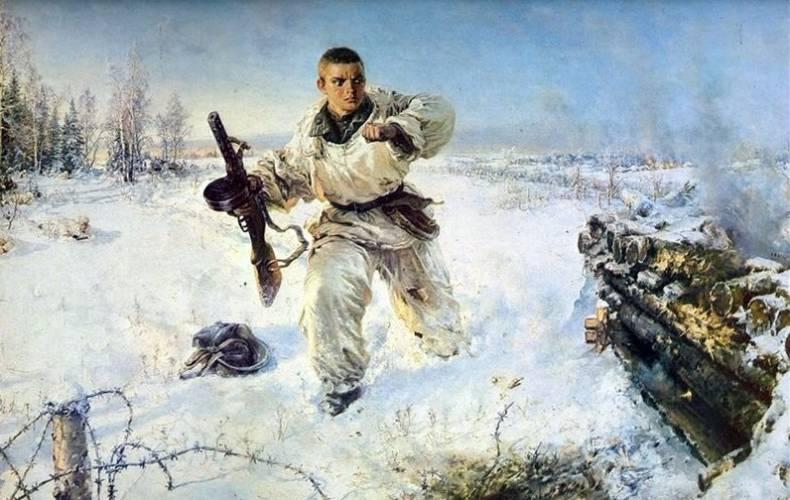 Краткий курс истории. Александр Матросов: правда о личности и подвиге