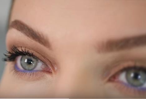 Секреты красоты. Макияж глаз…