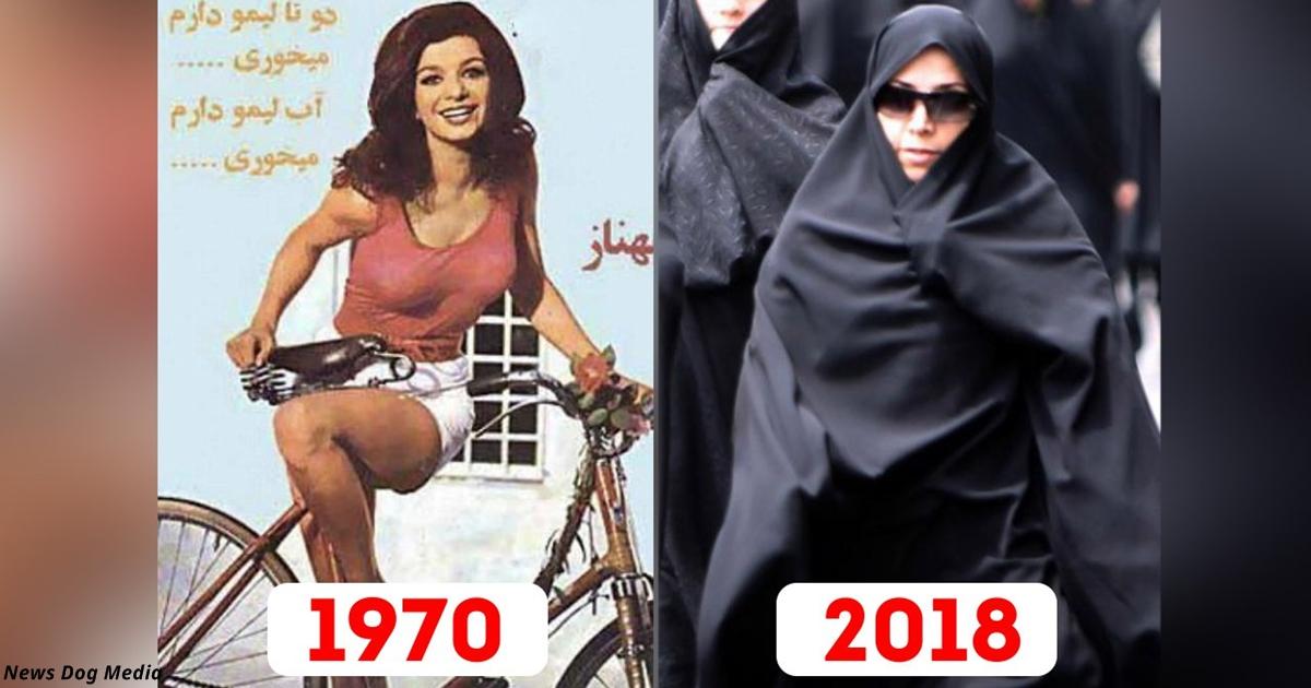 25 фото о том, как одевались иранские женщины ДО Исламской революции