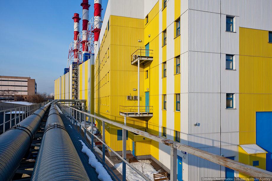 2197 Как украсть новейшую газотурбинную теплоэлектростанцию?