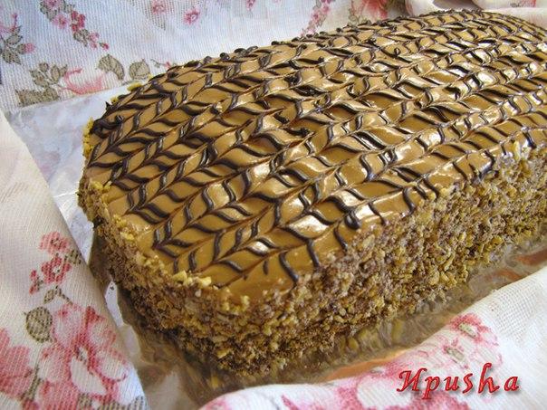 Торт «Семистаканник»