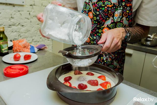 Клубничный сезон: готовим ягодные десерты
