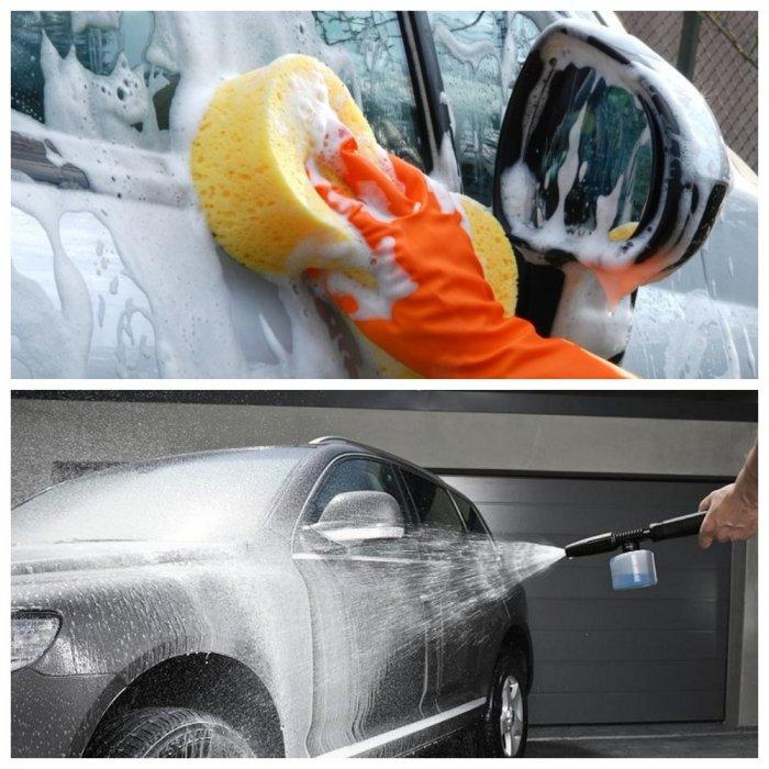 Нужно ли часто мыть автомобиль?