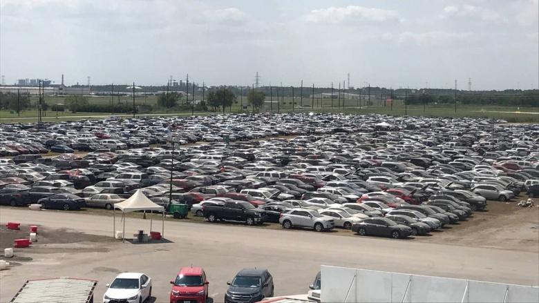 Решение: Сотни тысяч авто отправят на утилизацию (фото)