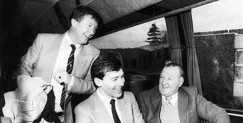 014 Алекс Фергюсон: Самый титулованный тренер Манчестер Юнайтед