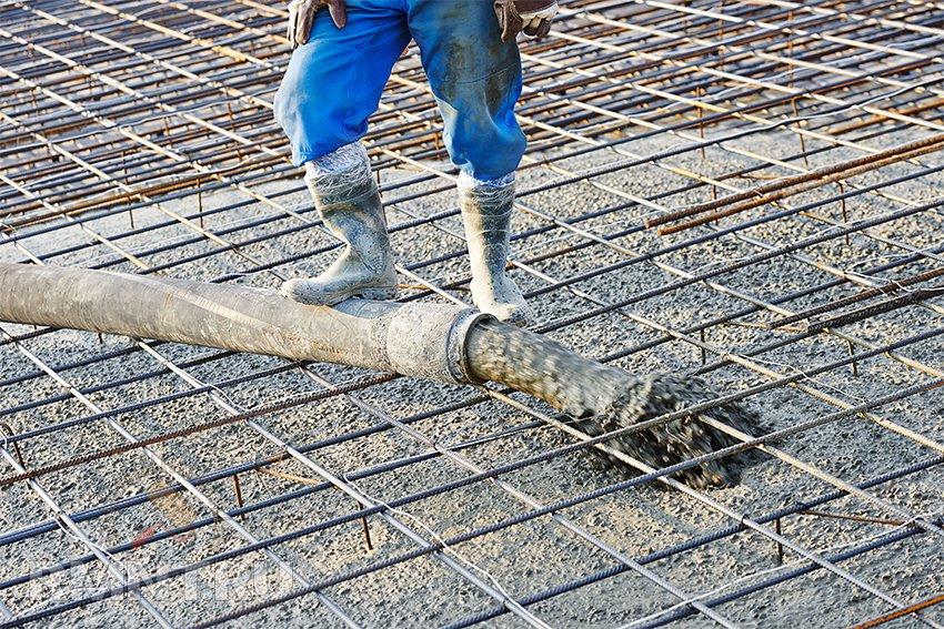 Как сделать арматуру для бетона