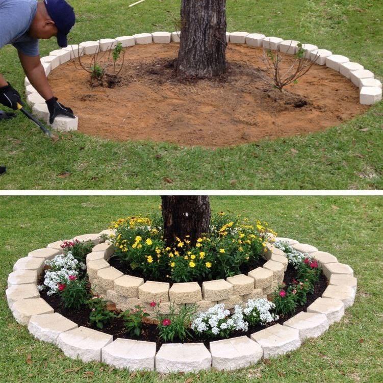 Шикарные идеи для сада