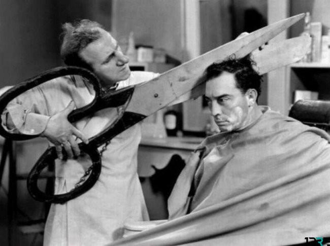 13 сентября - День парикмахера. Фото необычных причесок со всего света