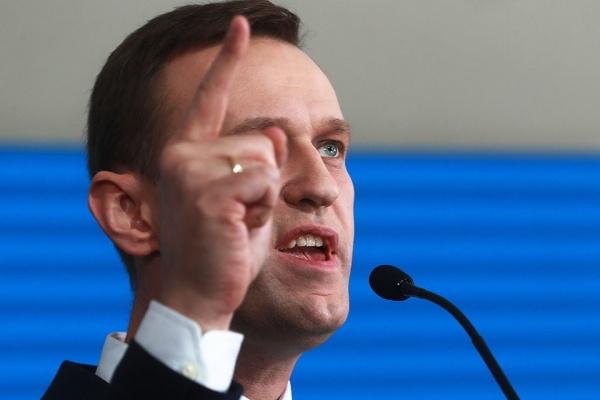 ВЕС считают несправедливым отказ ЦИК зарегистрировать Навального