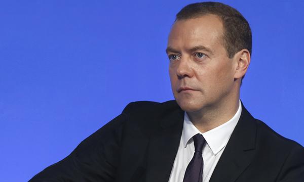 Медведев поздравил россиян с Днем русского языка