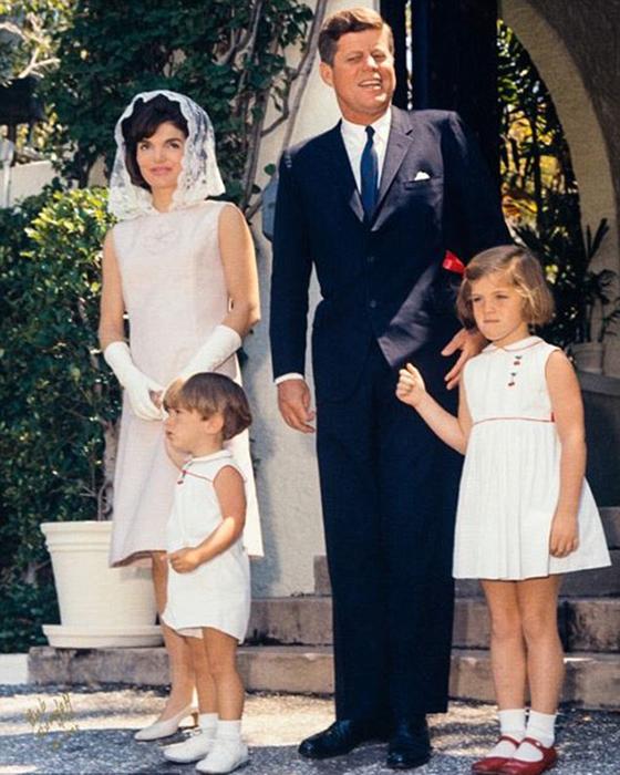 Семья Кеннеди.
