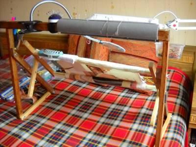 Универсальный станок для вышивания