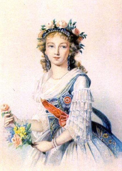 Тайна жены Александра Первого