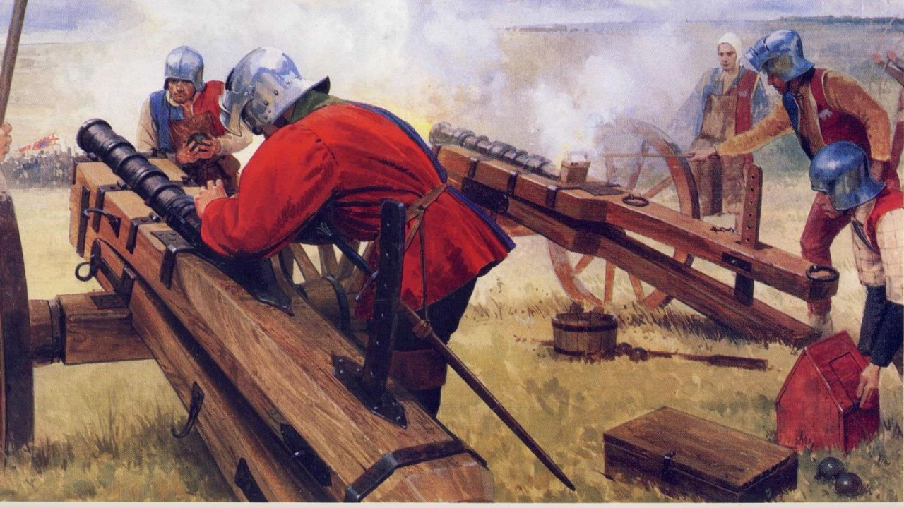 Романтики от войны: война Алой и Белой розы и как случайная стрела изменила историю Англии