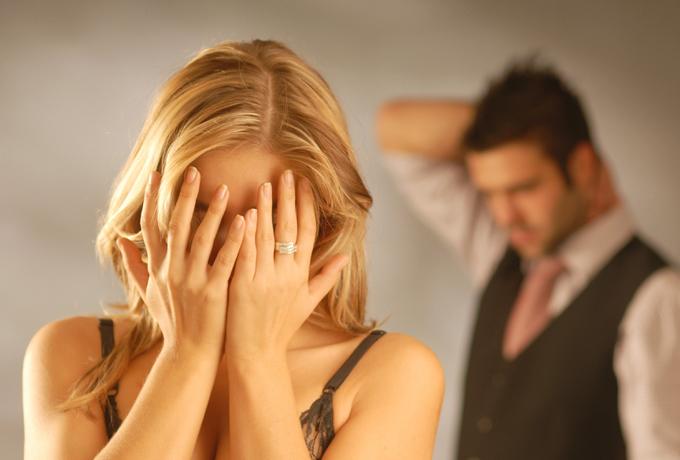 """Такие """"игры"""" с мужем просто приведут к разводу"""