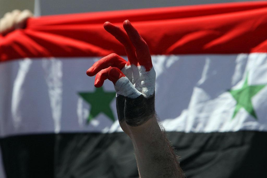 «США, вон из Сирии!» (ВИДЕО)