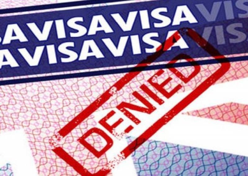 США отказывают в визе каждому третьему украинцу