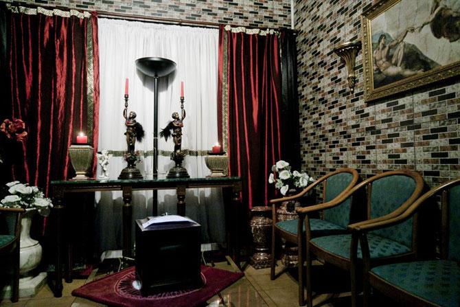 Экскурсия по крематорию