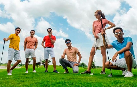 17-й чемпионат мира по гольф…