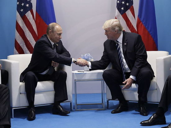 """""""Посмотрим"""": Трамп допустил возможность снятия санкций и признания Крыма российским"""