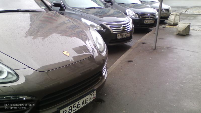 Платная парковка в Москве открыла ее исторический облик