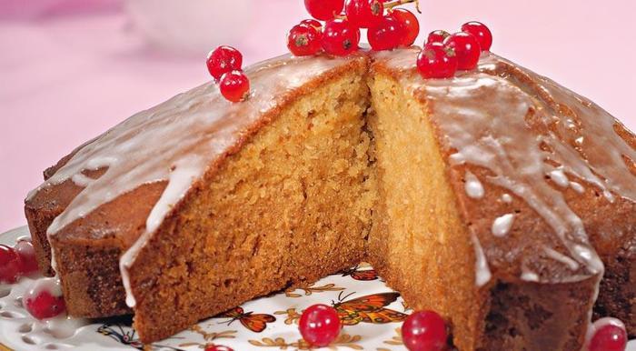 Имбирный кекс - вкусно и не сложно!