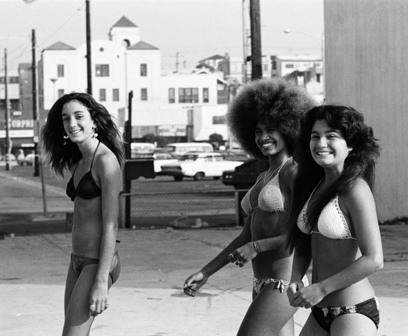 11. Эрмоса Бич, 1970 женщины из прошлого, история, фото