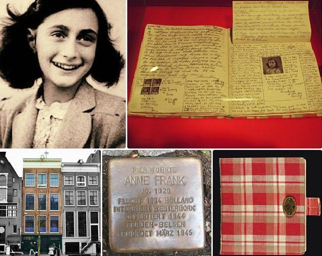 Дневник Анны Франк: исторический документ или голливудский фэнтези