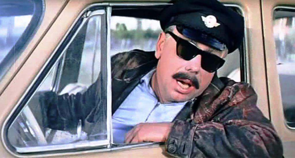 Про таксистов и наказания. Жизненно!