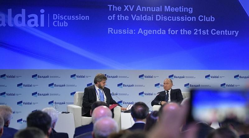 Предупреждение от Путина: Украина может потерять значительные территории