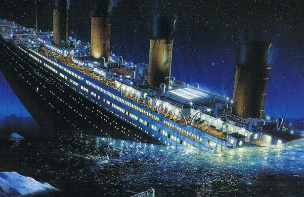 Почему насамом деле утонул «Титаник»