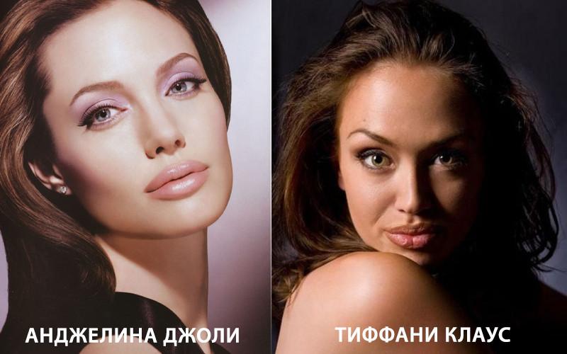 1. Анджелина Джоли - Тиффани Клаус Джоли, майкл джексон, факты, цой