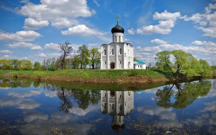 Наша прекрасная Россия