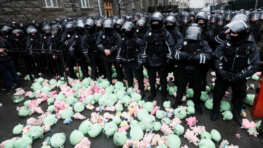 Angry Birds по-киевски: наци…