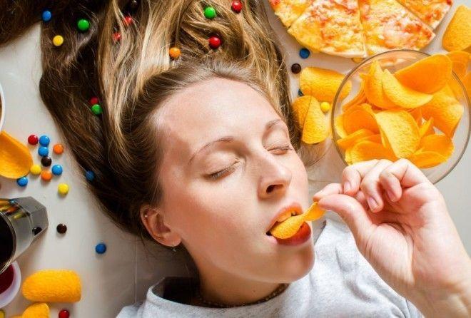 Кто заинтересован в том, чтобы вы ели, толстели и ещё больше ели?