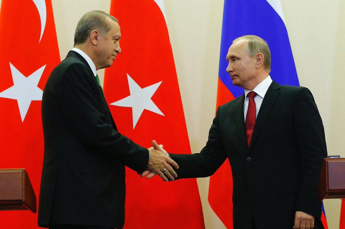 Переговоры с Турцией и Германией