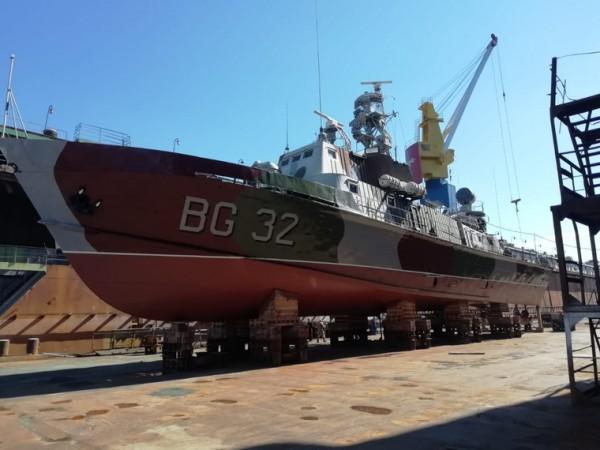 Украина вернула в акваторию …