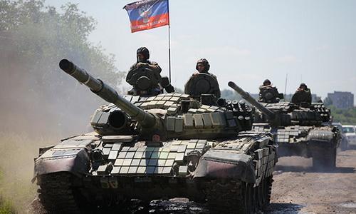 Эксперт рассказал, откуда ДНР получила 700 танков и 400 БМП