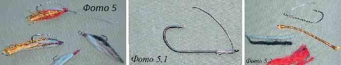 Щучий стример Вязание искусственных мушек для ловли спиннингом своими руками