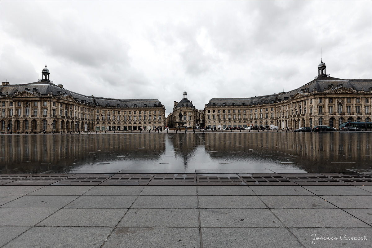 ПУТЕШЕСТВИЯ. Удивительный город Бордо. Франция