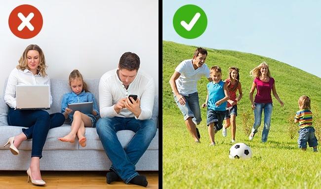 8 способов безопасить наших детей от негативных последствий увлечения гаджетами