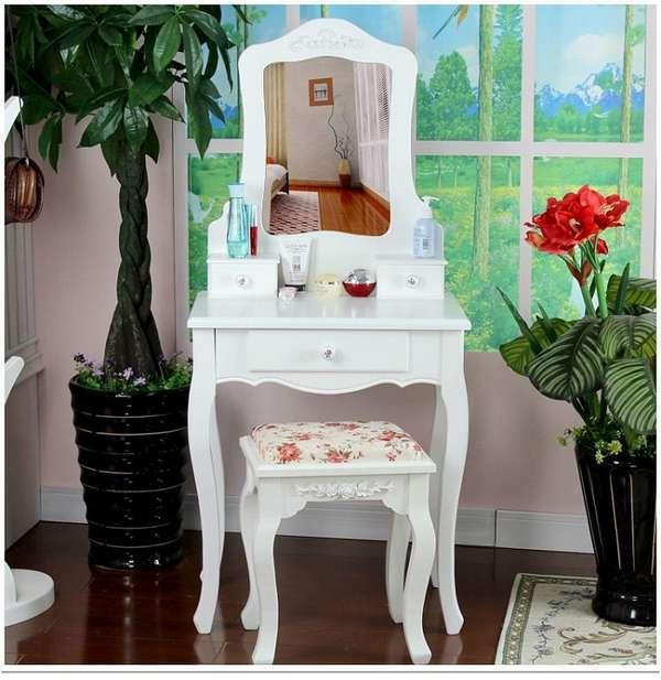 маленький туалетный стол, фото 35