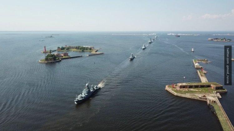 «Колоссальные изменения»: эксперт высоко оценил техническое оснащение Балтийского флота