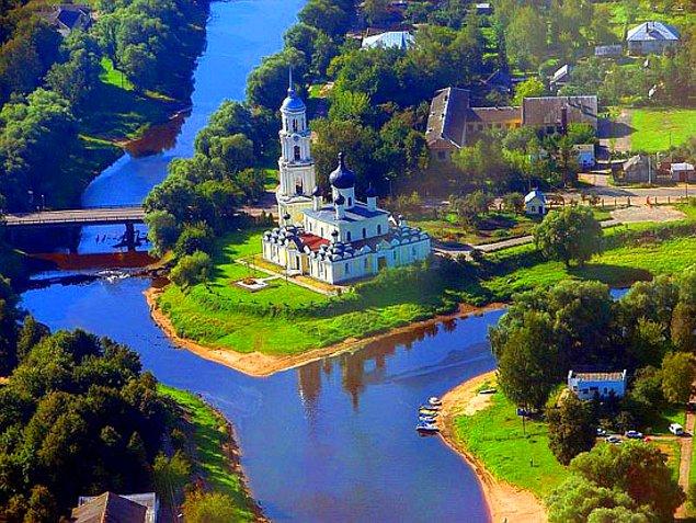 Удивительная Россия: 15 мест, которые вас поразят