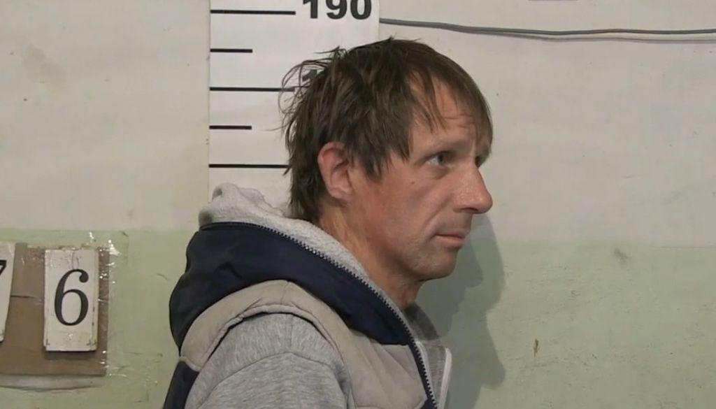 Полиция задержала фальшивого дальнобойщика. Он похитил продукты на 600 тысяч рублей