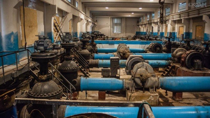 Донбасс: водоснабжение Алекс…