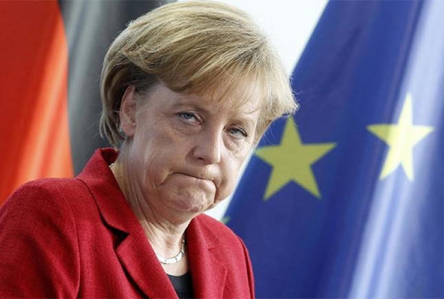 Белый дом указал Меркель на её место