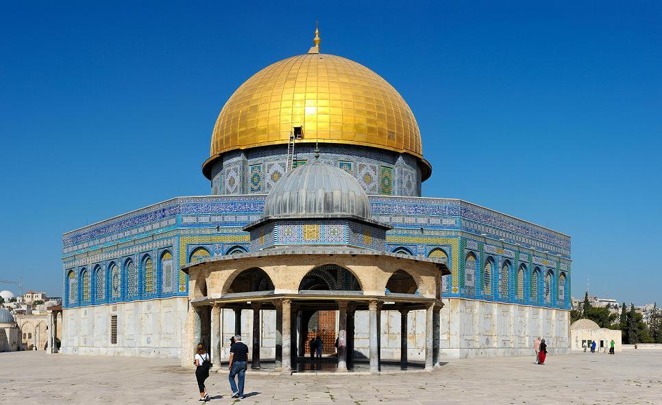 Значение Храмовой горы в Восточном Иерусалиме (взгляд мусульманина)