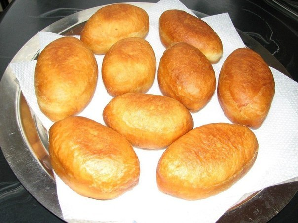 Рецепт и фото вкусных быстрых пышных пирожков